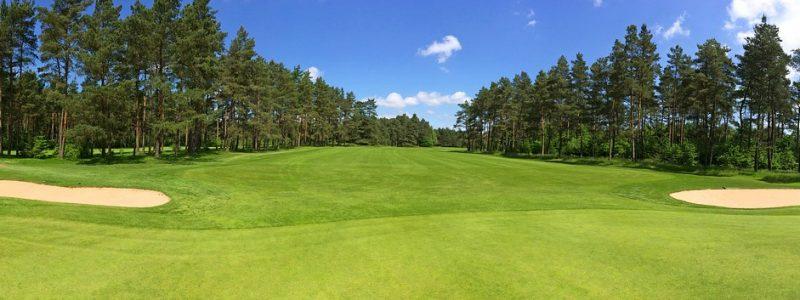 Golf Panorama 6